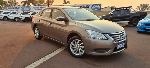 Used Nissan Pulsar B17 Series 2 ST East Bunbury, 2016 Nissan Pulsar B17 Series 2 ST 1 Speed Constant Variable Sedan