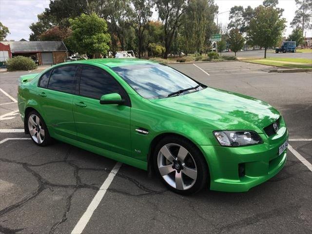 Used Holden Commodore VE SS V Yarrawonga, 2007 Holden Commodore VE SS V Green 6 Speed Sports Automatic Sedan