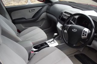 2006 Hyundai Elantra HD Elite Red 4 Speed Automatic Sedan