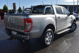 2020 Ford Ranger PX MkIII 2020.25MY XLT Silver 6 Speed Manual Double Cab Pick Up