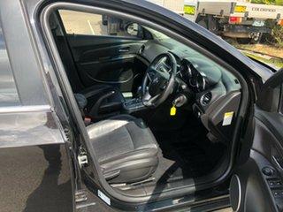 2012 Holden Cruze JH Series II MY12 CDX Black 6 Speed Sports Automatic Hatchback.