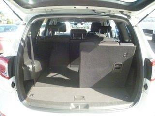2011 Hyundai Santa Fe CM MY12 SLX White 6 Speed Sports Automatic Wagon