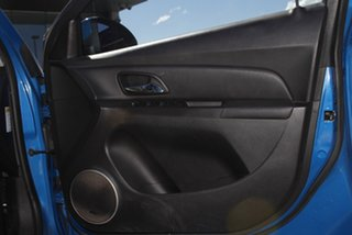 2012 Holden Cruze JH Series II MY12 CDX Blue 6 Speed Sports Automatic Hatchback