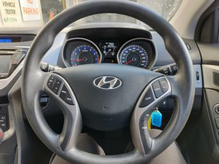 2012 Hyundai Elantra MD Active 6 Speed Sports Automatic Sedan