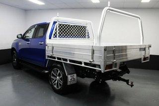 2018 Toyota Hilux GUN126R SR5 Double Cab Blue 6 Speed Sports Automatic Utility