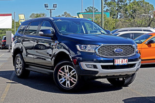 2020 Ford Everest UA II 2021.25MY Trend Blue 10 Speed Sports Automatic SUV.