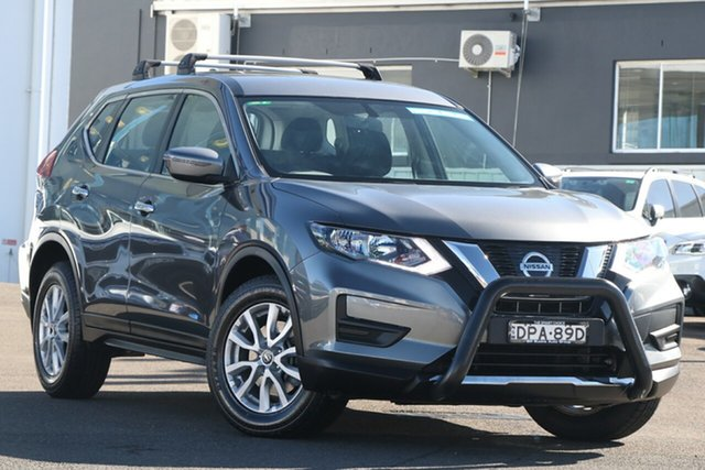 Used Nissan X-Trail T32 Series II TS X-tronic 4WD Brookvale, 2017 Nissan X-Trail T32 Series II TS X-tronic 4WD Grey 7 Speed Constant Variable Wagon