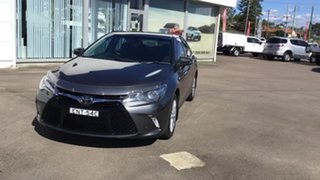 2015 Toyota Camry ASV50R Atara SL Grey 6 Speed Sports Automatic Sedan