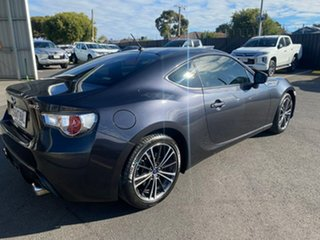 2013 Subaru BRZ Z1 MY13 Grey 6 Speed Manual Coupe