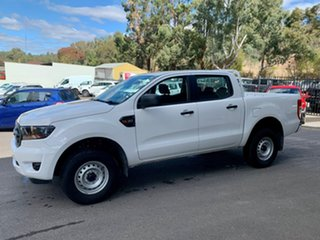 2020 Ford Ranger PX MkIII 2020.25MY XL White 6 Speed Sports Automatic Super Cab Pick Up