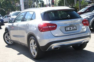 2016 Mercedes-Benz GLA220D X156 MY17 Silver 7 Speed Auto Dual Clutch Wagon