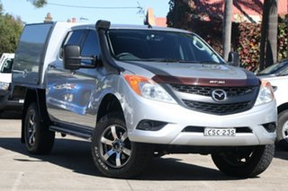2014 Mazda BT-50 MY13 XT (4x4) 6 Speed Automatic Dual Cab Utility.