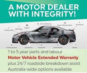 2010 Holden Barina TK MY11 Urban Grey 4 Speed Automatic Hatchback