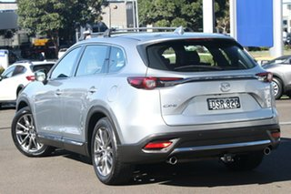 2017 Mazda CX-9 TC GT SKYACTIV-Drive Silver 6 Speed Sports Automatic Wagon.