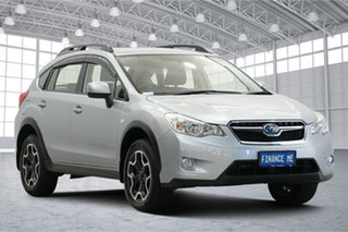 2014 Subaru XV G4X MY14 2.0i Lineartronic AWD Silver 6 Speed Constant Variable Wagon.