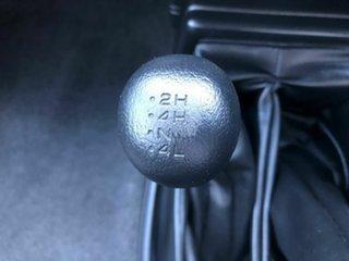 2010 Nissan Navara D22 MY2010 ST-R Silver 5 Speed Manual Utility