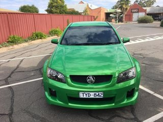 2007 Holden Commodore VE SS V Green 6 Speed Sports Automatic Sedan.