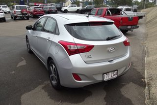 2015 Hyundai i30 GD3 Series II MY16 Active X Silver 6 Speed Manual Hatchback