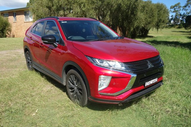 Used Mitsubishi Eclipse Cross YA MY18 ES 2WD East Maitland, 2018 Mitsubishi Eclipse Cross YA MY18 ES 2WD Red 8 Speed Constant Variable Wagon