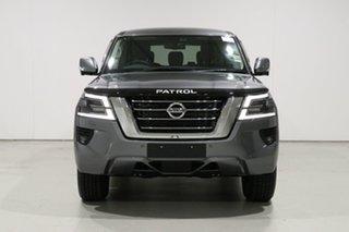 2020 Nissan Patrol Y62 Series 5 MY20 TI (4x4) Grey 7 Speed Automatic Wagon.