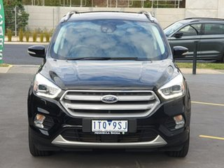 2017 Ford Escape ZG Titanium Black 6 Speed Sports Automatic SUV.