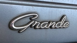 1998 Toyota Landcruiser Prado VZJ95R VX Grande Green 4 Speed Automatic Wagon