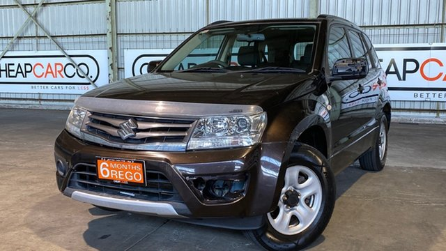 Used Suzuki Grand Vitara JB MY13 Sport Rocklea, 2013 Suzuki Grand Vitara JB MY13 Sport Brown 5 Speed Manual Wagon