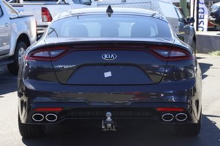 2018 Kia Stinger CK MY18 330S Fastback Grey 8 Speed Sports Automatic Sedan