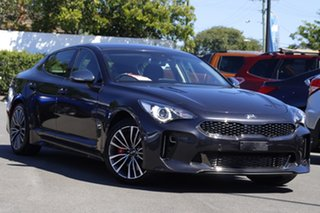 2018 Kia Stinger CK MY18 330S Fastback Grey 8 Speed Sports Automatic Sedan.