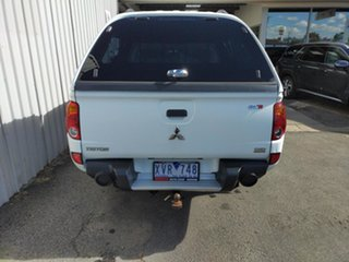 2010 Mitsubishi Triton MN MY11 GL-R Double Cab 4 Speed Automatic Utility