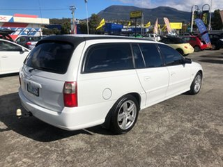 2002 Holden Commodore VY Acclaim Heron White 4 Speed Automatic Wagon.