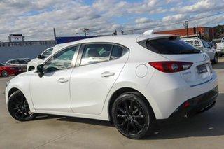 2014 Mazda 3 BM5436 SP25 SKYACTIV-MT GT White 6 Speed Manual Hatchback