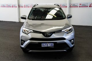 2018 Toyota RAV4 ZSA42R GXL 2WD Silver Sky 7 Speed Constant Variable Wagon.