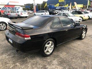 1999 Honda Prelude VTi-R Black 4 Speed Sports Automatic Coupe.