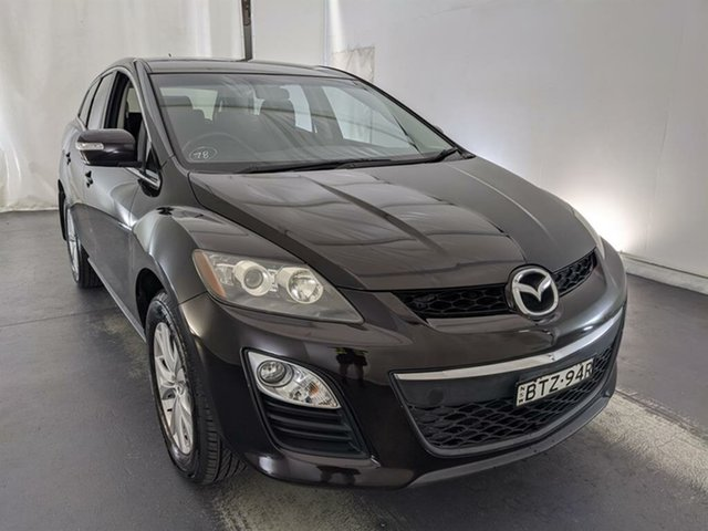 Used Mazda CX-7 ER10A2 Sports Maryville, 2010 Mazda CX-7 ER10A2 Sports Maroon 6 Speed Manual Wagon