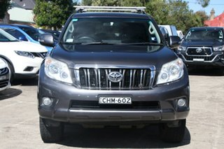 2012 Toyota Landcruiser Prado KDJ150R 11 Upgrade GXL (4x4) Graphite 5 Speed Sequential Auto Wagon