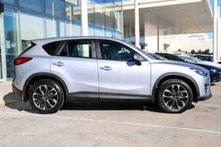 2015 Mazda CX-5 KE1032 Akera SKYACTIV-Drive AWD Silver 6 Speed Sports Automatic Wagon.