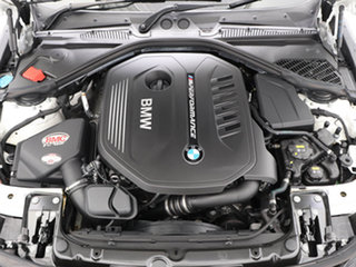 2018 BMW M140i F20 LCI MY18 White 8 Speed Automatic Hatchback