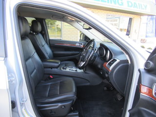 2012 Jeep Grand Cherokee WK Limited Silver 5 Speed Sports Automatic Wagon