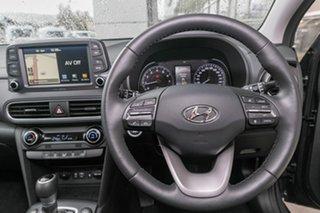 2020 Hyundai Kona OS.3 MY20 Highlander D-CT AWD Grey 7 Speed Sports Automatic Dual Clutch Wagon
