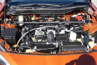 2013 Toyota 86 ZN6 GTS Orange 6 Speed Manual Coupe