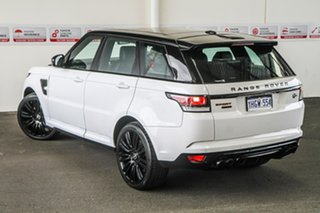 2014 Land Rover Range Rover LW Sport 3.0 TDV6 SE 8 Speed Automatic Wagon.