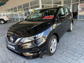 2019 Nissan Qashqai ST Black Constant Variable Wagon.