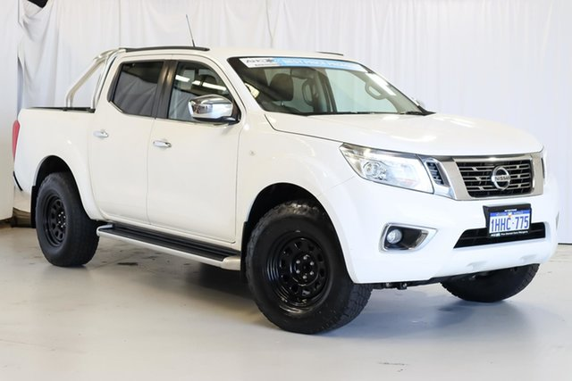 Used Nissan Navara D23 S2 ST 4x2 Wangara, 2017 Nissan Navara D23 S2 ST 4x2 White 7 Speed Sports Automatic Utility