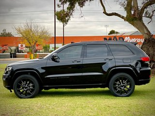 2019 Jeep Grand Cherokee WK MY20 Night Eagle Black 8 Speed Sports Automatic Wagon