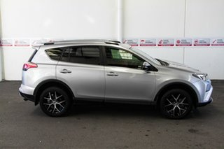 2018 Toyota RAV4 ZSA42R GXL 2WD Silver Sky 7 Speed Constant Variable Wagon