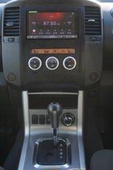 2013 Nissan Navara D40 S5 MY12 ST-X White 7 Speed Sports Automatic Utility