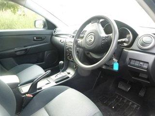 2009 Mazda 3 BK Series 2 Neo Sport Black Sports Automatic Sedan