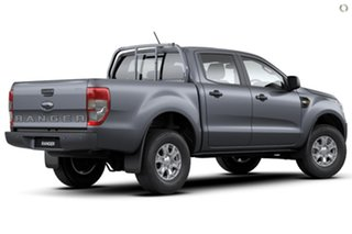 2021 Ford Ranger PX MkIII 2021.25MY XLS Grey 6 Speed Sports Automatic Double Cab Pick Up.