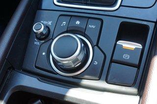 2018 Mazda 3 BN5238 SP25 SKYACTIV-Drive Astina White 6 Speed Sports Automatic Sedan